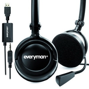 5115everyman detail300pc thumb FREETALK® Everyman USB Headset for Skype: Not Just Another Headset!