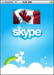 S4iPhone.CdnFlag.180px thumb Skype for iPhone: Now Legally Available for Canadians