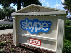 SkypeSold.sign.PW The Skype Spinout Version 2.0