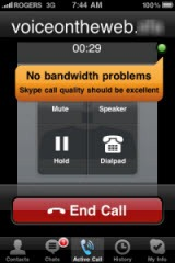 CallQualityIndicator.S4iPhone1.2 0.160px thumb Skype for iPhone 2.0: The End User Experience