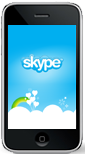 Skype4iPhone.image 1 Skype for Home Phone Line: Hudson Barton Explains