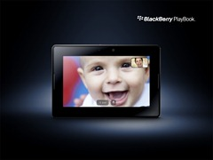 playbook videoconference thumb BlackBerry Playbook: Leveraging All of RIMs Strengths into a Tablet