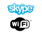 Skype WiFi logos thumb Skype WiFi – Skype Access Rebranded; Now on iPhone, iPad