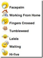 S4W5 5.NewIcons thumb Skype 5.5 for Windows: Deeper Facebook, New Emoticons and More