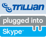 Trillian.PluggedIntoSkype SkypeKit in Action: Trillian 5.1 for Windows