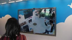 SkypeMSKiosk.LargeScreen.CES2012.600px. thumb Skype at CES 2012: It's All About The Consumer