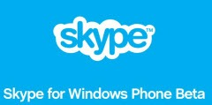 Skype4WindowsPhone.logo thumb Skype for Windows Phone Beta Launches at MWC