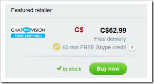 ChatVision.V1.Cdn  Skype Shop Revamped: Transition to a Full E Commerce Site–The Purchase