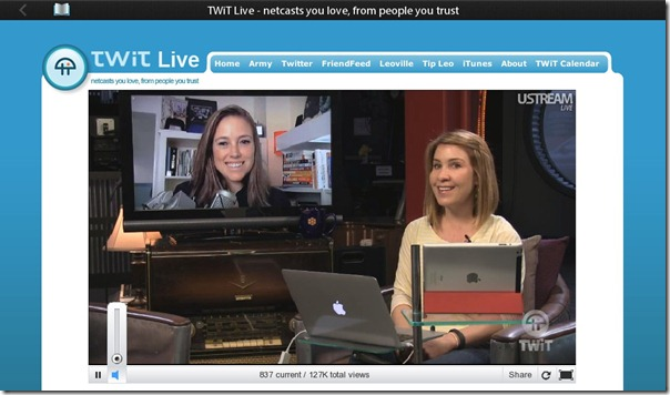 SocialHour.TwitTV thumb BlackBerry PlayBook: Where Is Its Market Niche?