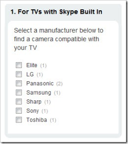 SkypeShop.TVwebcams.24May12 Skype on Xfinity: A Viable Alternative for Skype for TV?