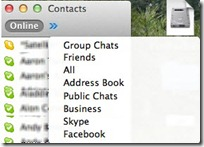 S4M5 8.ContactLists thumb Skype for Mac 5.x where x=7,8: Still Needs Two Small But Important Skype for Windows Features