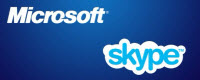 MSSkype.logos2 .200px2 Microsoft Acquires Skype: What is the Fate of Windows Live Messenger?