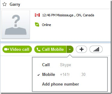 S4W.5 11.Garry .SkypeVersion thumb Skype 5.11 beta: Initial Steps to Microsoft Integration