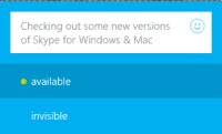 S4W8.Presence.2Choices thumb Skype for Windows 8: A New Skype Experience