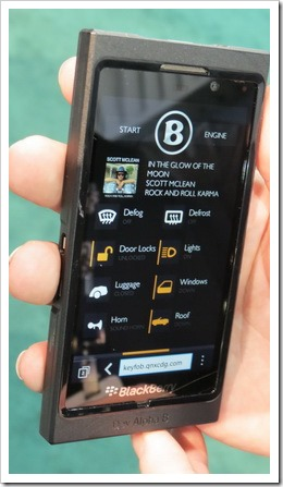 BB10.BentleyControl BlackBerry 10: The Demonstration
