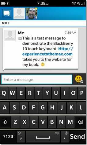 BB10Keyboard.Test6 thumb BlackBerry 10 First Impressions II: Touch Keyboard and Browser