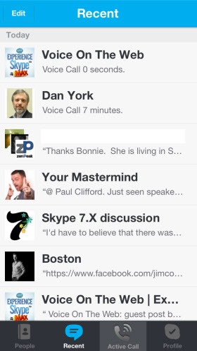 S4iPhone.4 6.AllChat thumb Skype for iPhone 4.6 – Revising the Calling Experience