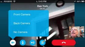 S4iPhone.4 6.DanYorkCamera thumb Skype for iPhone 4.6 – Revising the Calling Experience