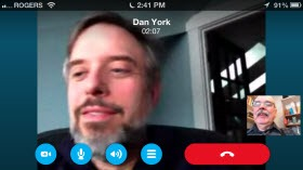 S4iPhone.4 6.DanYorkVideo thumb Skype for iPhone 4.6 – Revising the Calling Experience