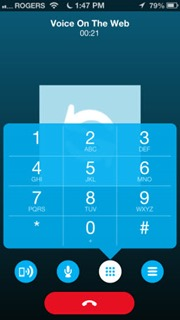 S4iPhone.4 6.VOTW .PSTN .DialPad thumb Skype for iPhone 4.6 – Revising the Calling Experience