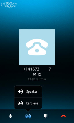 S4BB10.PSTN .Audio  Skype for BlackBerry 10.1: Feature Rich Mobile Conversations