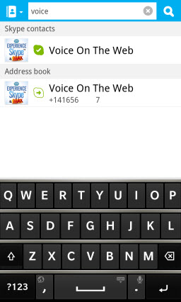 S4BB10.Search Skype for BlackBerry 10.1: Feature Rich Mobile Conversations