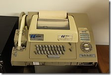 220px Telex machine ASR 32 thumb Life Before Skype   RIP: Last Remnants of Telex Disappear