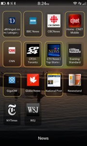 BB10.NewsFolder.HiLite thumb BlackBerry 10: Mobile Websites Proxy Mobile Apps.