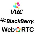 VUC.BlackBerry.WebRTC.logo thumb BlackBerry Development & WebRTC   An Extensive VUC Videocast Featuring Alec Saunders et al.