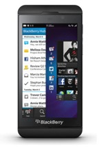 BB10.Z10 black front.256px thumb BlackBerry 10: First Impressions I–Display and Share