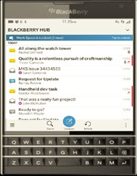 BBPassport.TheHub BlackBerry 2014: Reaching Out in New Directions