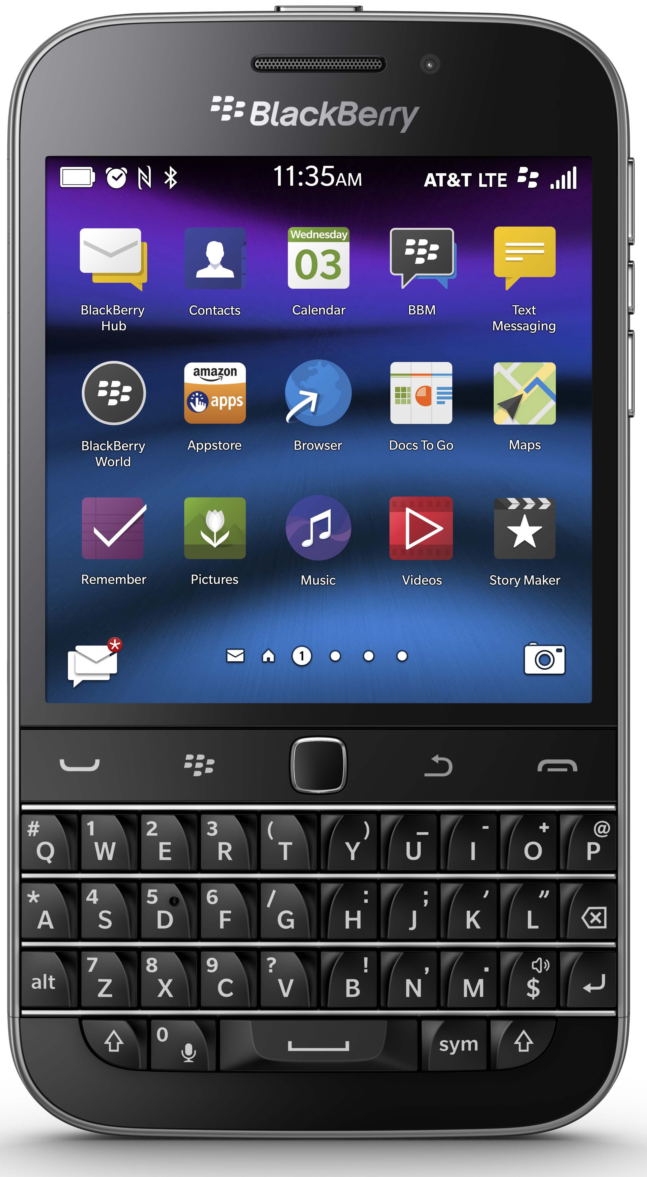 BlackBerry Classic–Beyond The Power of the Keyboard Upgraded